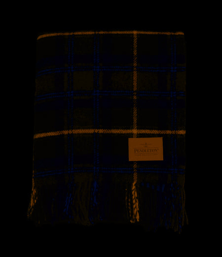 Pendleton Woolen Mills Carry Along Motor Robe - Mosier - Outdoor Living/Travel - Iron and Resin