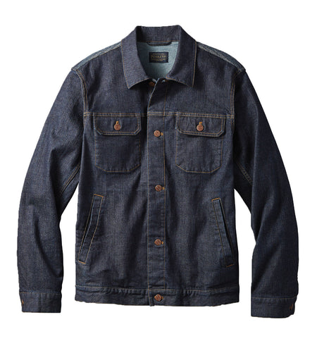 Pendleton Woolen Mills Magic Valley Denim & Wool Jacket - Outerwear - Iron and Resin