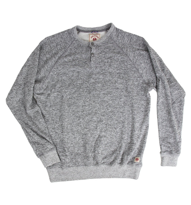 Penton Henley Fleece - Tops - Iron and Resin