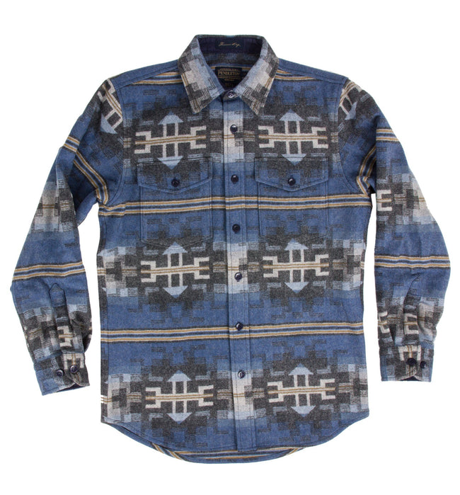 Pendleton Pine Top Shirt - Fitted - Tops - Iron and Resin