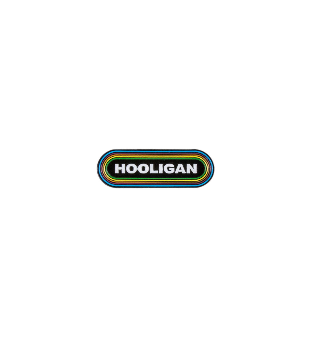 INR Hooligan Enamel Pin - Accessories: Pins - Iron and Resin