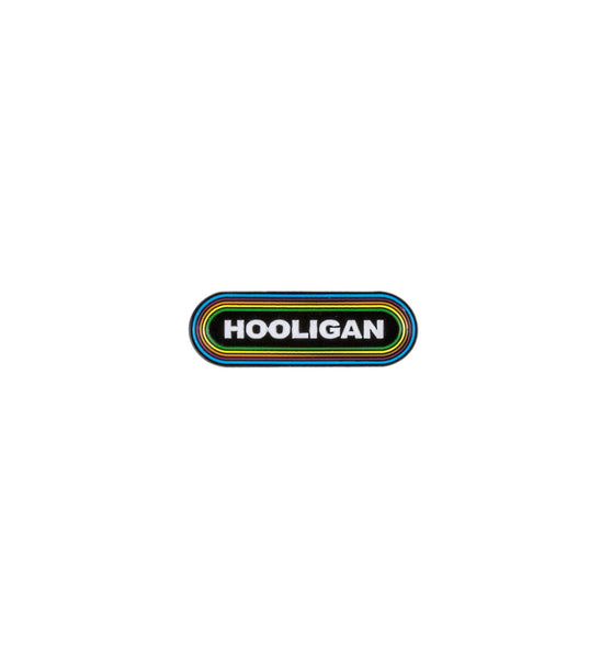 INR Hooligan Enamel Pin