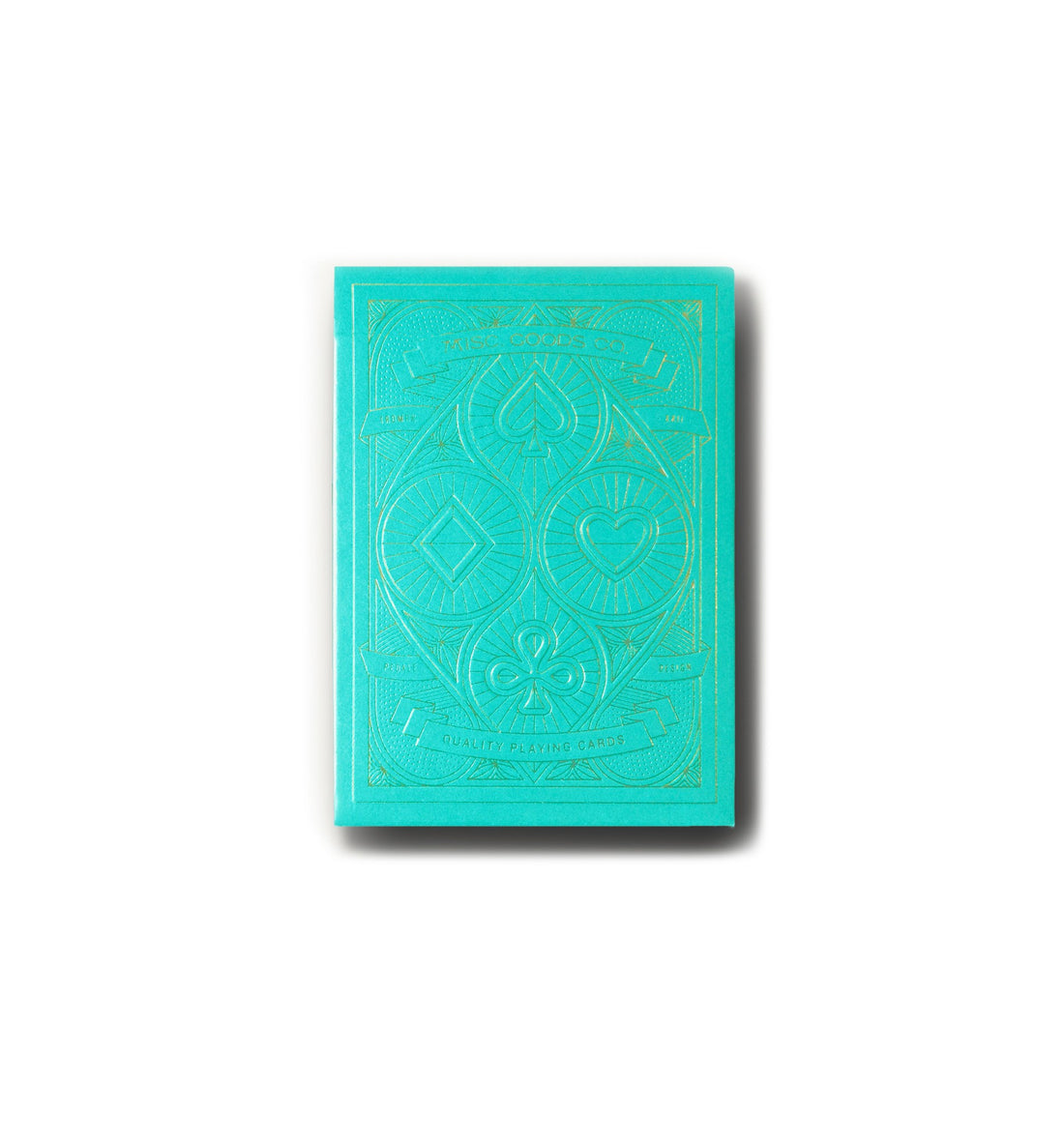 Misc Goods Co. Playing Cards - Outdoor Living/Travel - Iron and Resin