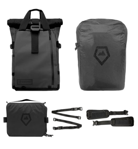 Wandrd PRVKE Photo Bundle Bag - Black - 31 - Bags/Luggage - Iron and Resin