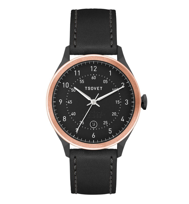 Tsovet SVT-RM40 - Watches - Iron and Resin