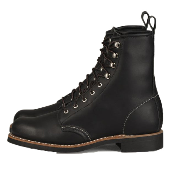 "Red Wing W's Silversmith 8"" Plain Toe - Boots - Iron and Resin"