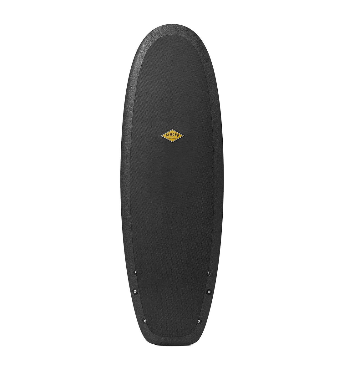 "Almond Surfboards & Design R-Series Secret Menu - Black - 5'4"" - Surf - Iron and Resin"