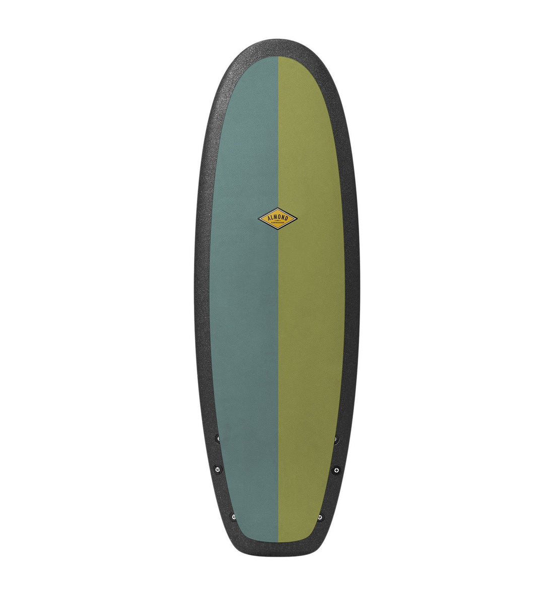 "Almond Surfboards & Design R-Series Secret Menu - Seafoam Green - 5'4"" - Surf - Iron and Resin"