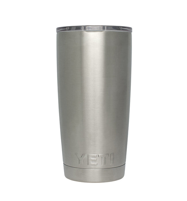 Yeti Rambler, Tumbler 20 oz Stainless - Houseware: Thermos - Iron and Resin