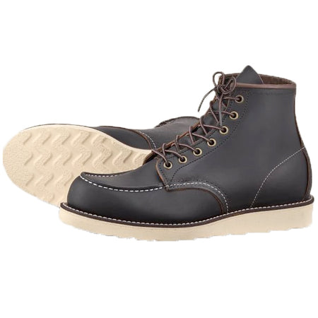 Red Wing 6-inch Moc Toe - Boots - Iron and Resin