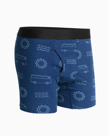 Richer Poorer Inc Sun Fun Boxers - Socks/Underwear - Iron and Resin