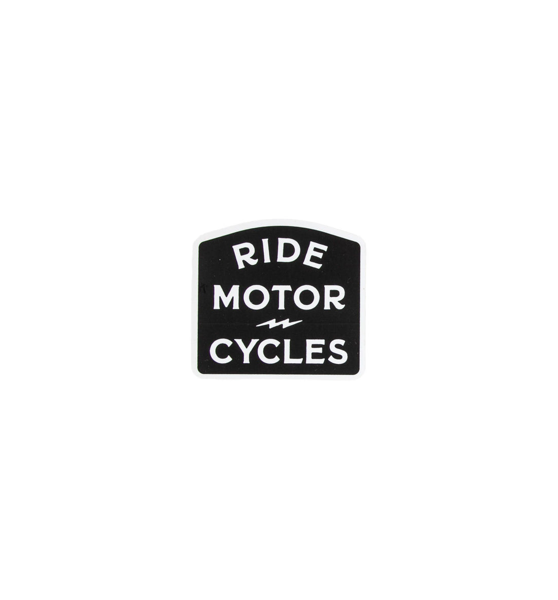 Ride Motorcycles Sticker - Stickers/Pins/Patches - Iron and Resin