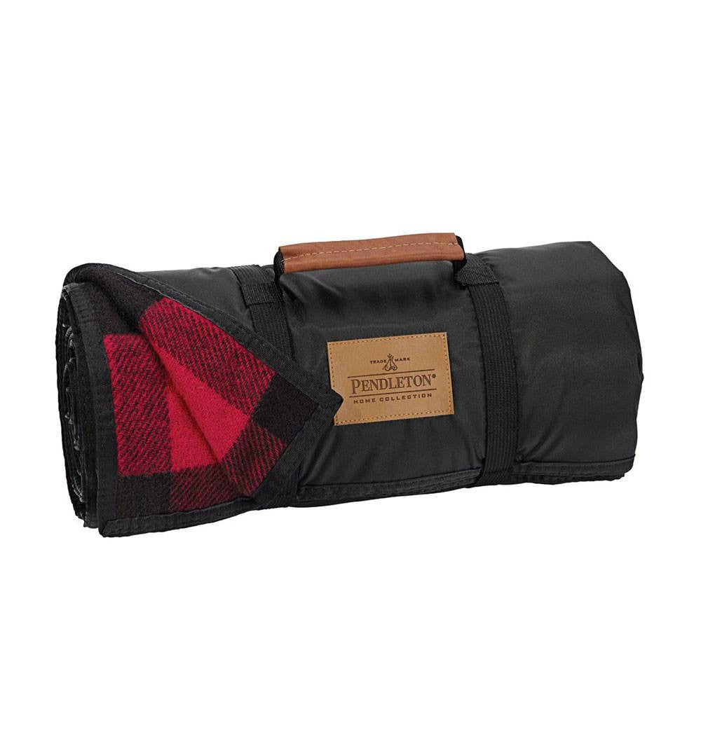 Pendleton Roll Up Blanket - Rob Roy - Outdoor Living/Travel - Iron and Resin