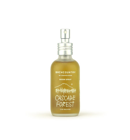 Juniper Ridge Backcountry Room Spray, Cascasde Forest - Houseware - Iron and Resin