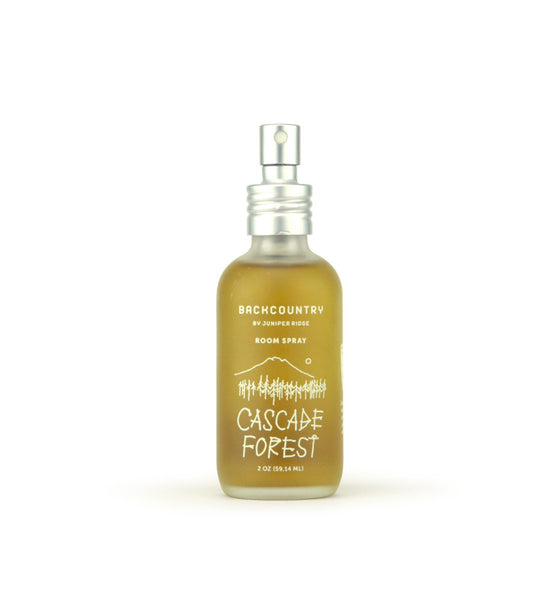 Juniper Ridge Backcountry Room Spray, Cascasde Forest