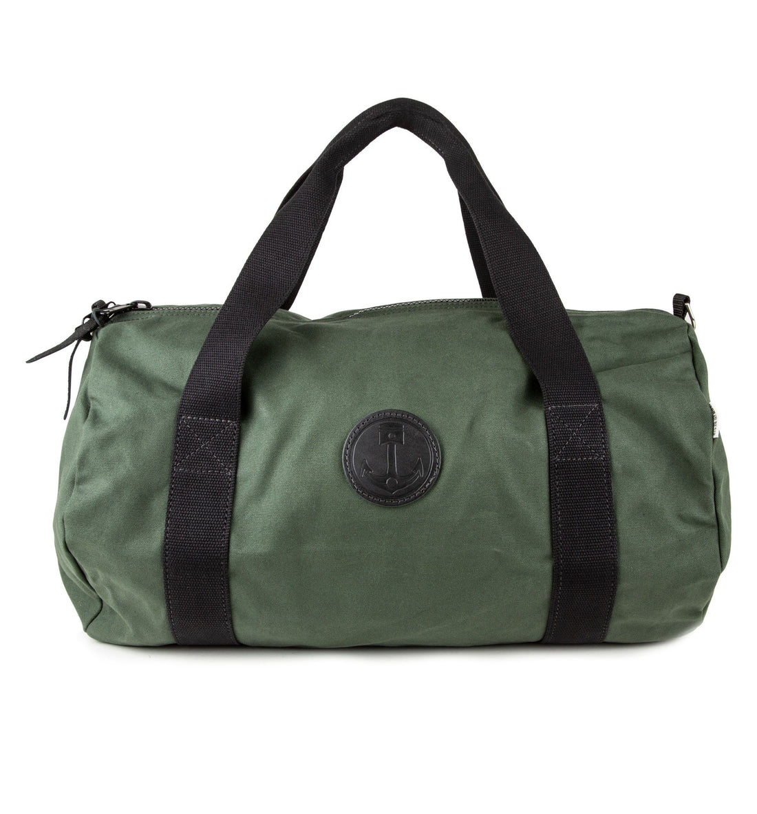 Duluth Pack InR x Duluth Round Duffel - Bags/Luggage - Iron and Resin