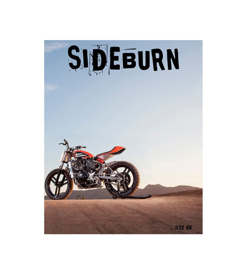 Sideburn #22 - Accessories: Magazines - Iron and Resin