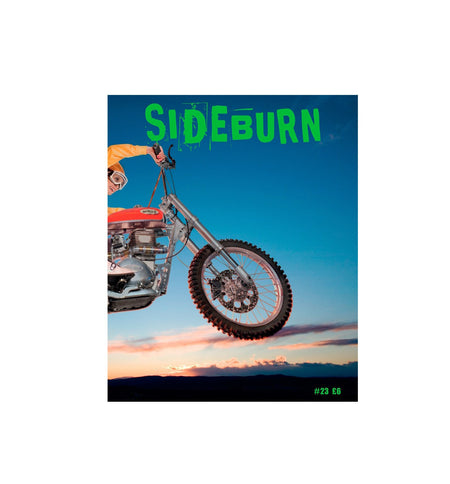 Sideburn #23 - Home Essentials - Iron and Resin