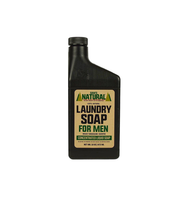 Sams Natural Laundry Soap - Grooming - Iron and Resin