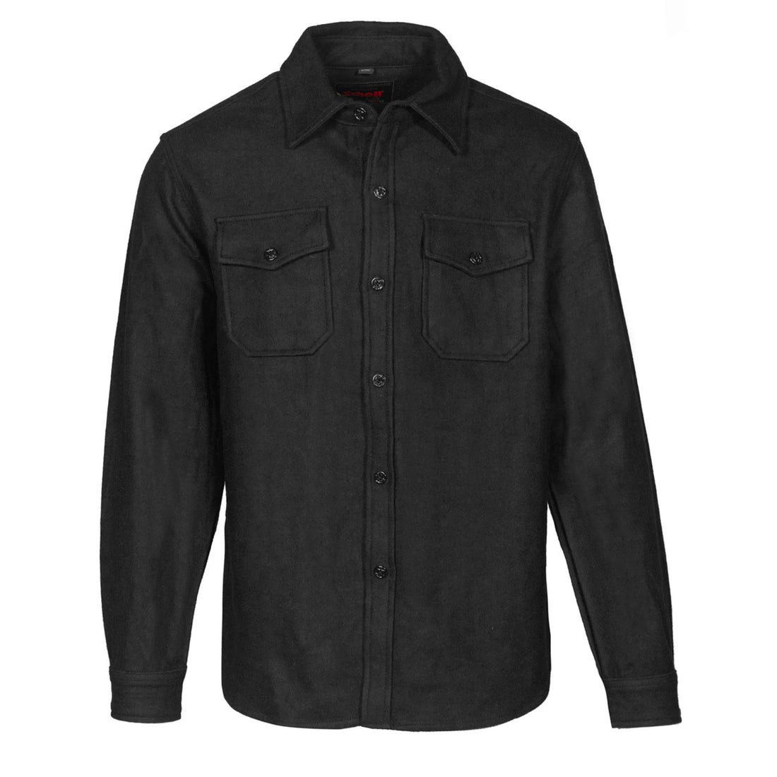Wool CPO Shirt Jacket - Apparel: Men's: Outerwear - Iron and Resin