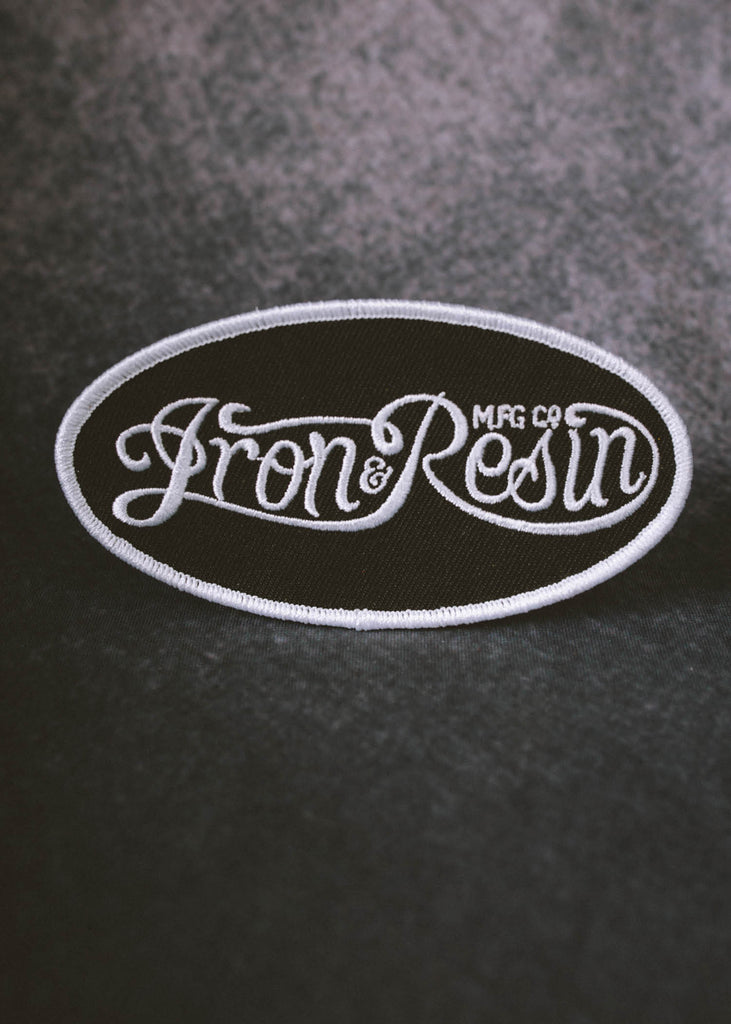 Iron & Resin Script patch