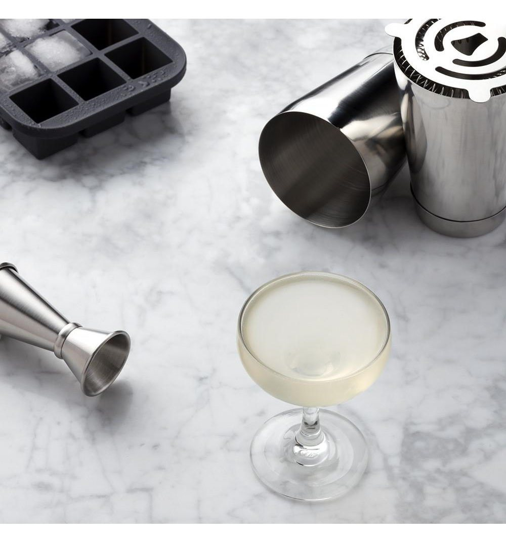 W & P Design The Shaken Cocktail Set - Kitchen/Bar - Iron and Resin