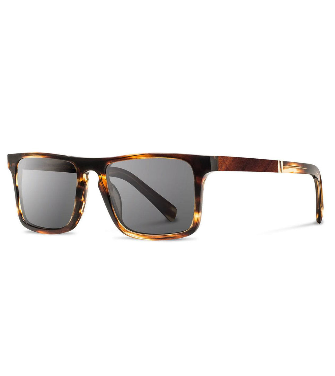 Shwood Govy 2 - Accessories: Eyewear - Iron and Resin