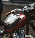 InR x Shwood Tank Bag - Military - Bags/Luggage - Iron and Resin