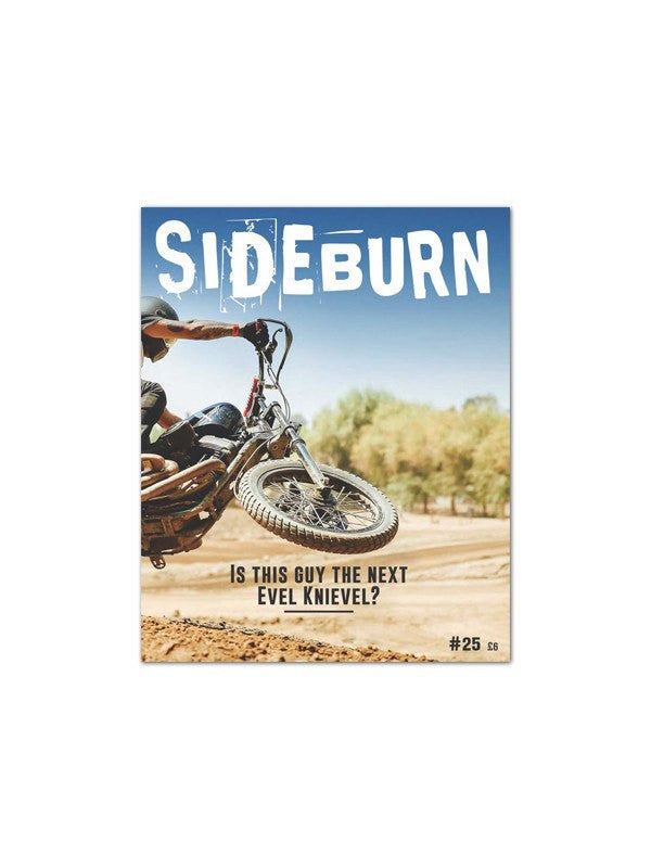 Sideburn #25 - Accessories: Magazines - Iron and Resin
