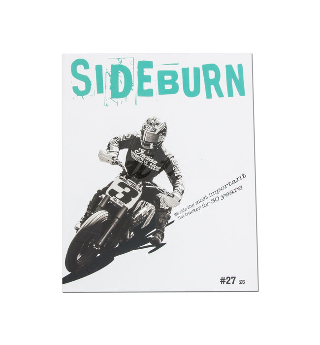 Sideburn #27 - Accessories: Magazines - Iron and Resin