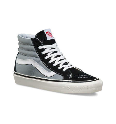 Vans UA SK8-Hi 38 DX (Anaheim Factory) - Shoes: Men's - Iron and Resin