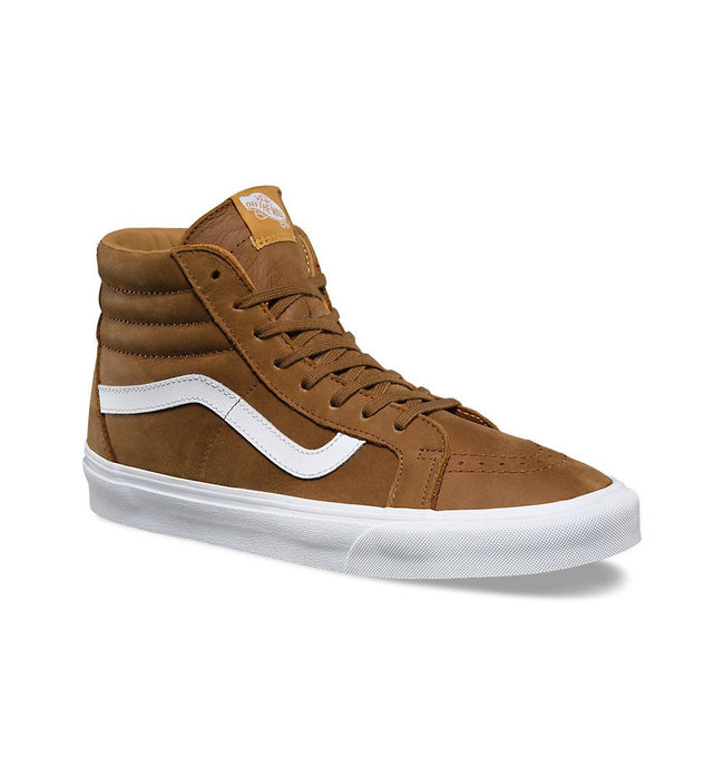 Vans UA SK8-Hi Reissue - Shoes: Men's - Iron and Resin