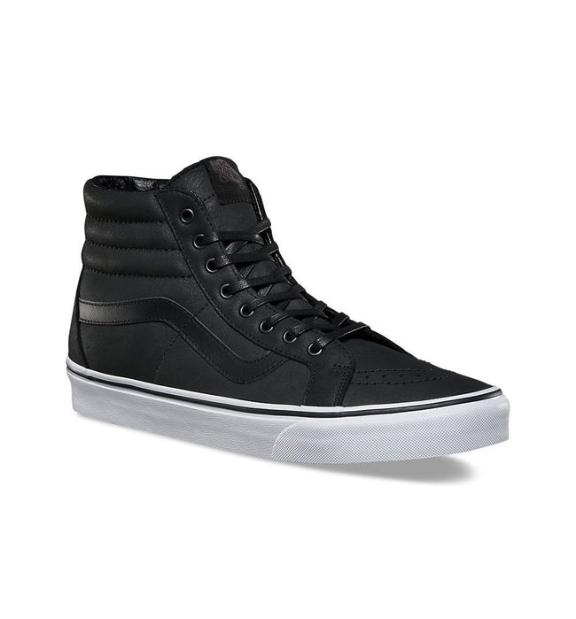 Vans SK8-Hi Reissue Premium Leather - Shoes: Men's - Iron and Resin