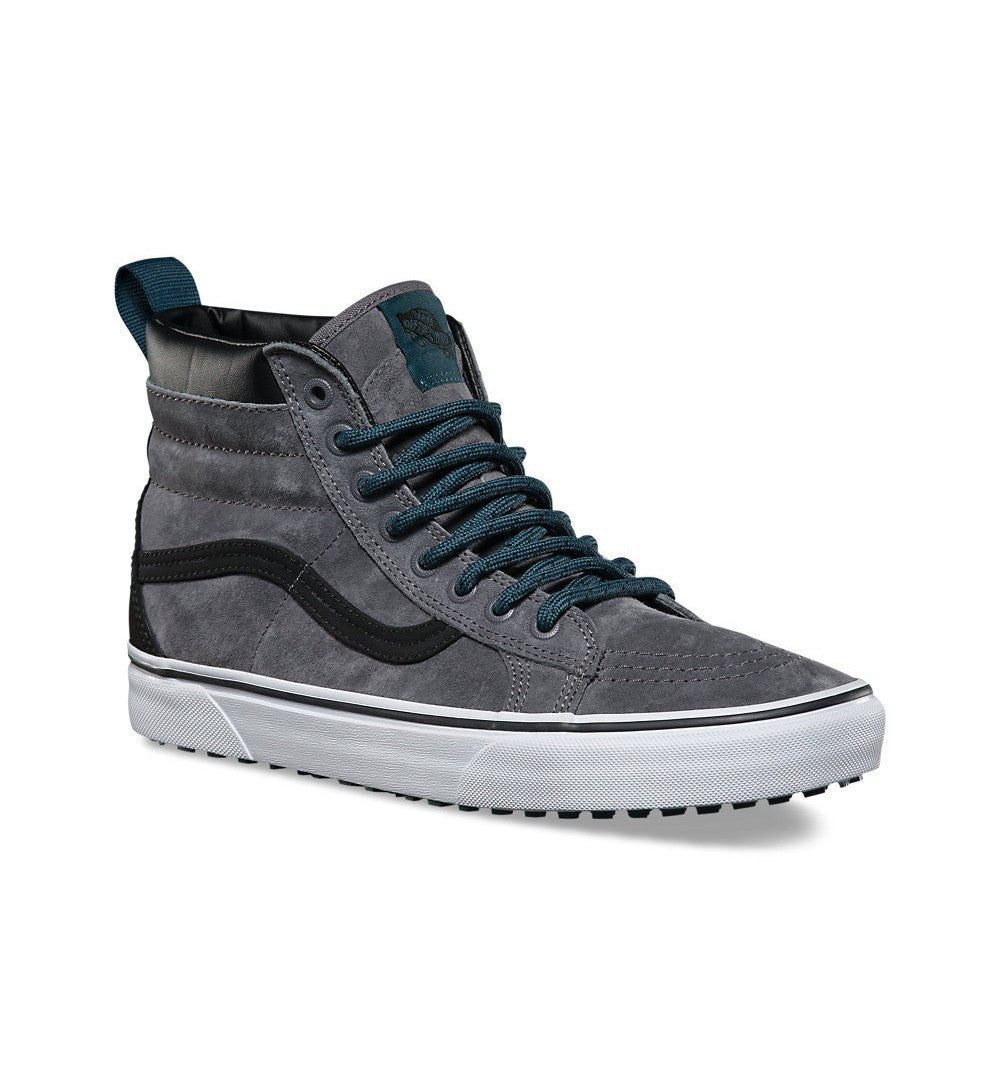 Vans SK8-Hi MTE - Shoes: Men's - Iron and Resin
