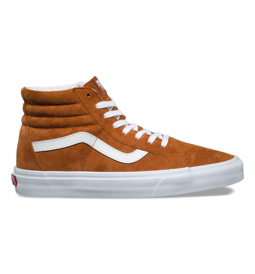 3e140078a0 ... Vans SK8-HI REISSUE Pig Suede - Sneakers - Iron and Resin ...