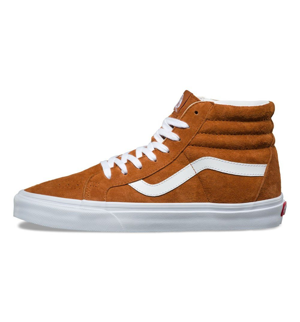 d6be96a69b ... Vans SK8-HI REISSUE Pig Suede - Sneakers - Iron and Resin ...