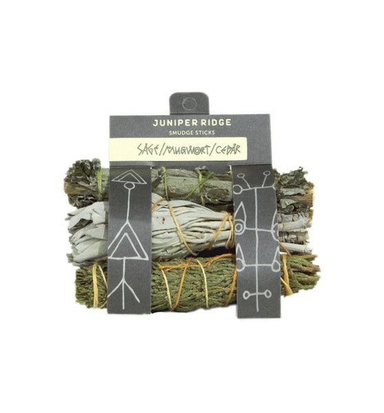 Juniper Ridge Smudge Stick, Variety Pack