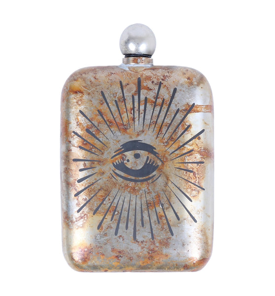 The Sneerwell, The Eye of Providence Noble Flask