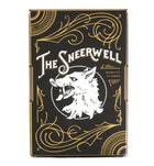 The Sneerwell, The White Whale Perdition Flask - Houseware: Flasks - Iron and Resin