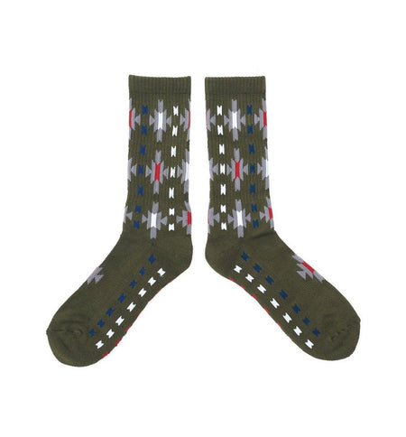 The Ampal Creative Starburst Socks - Headwear - Iron and Resin