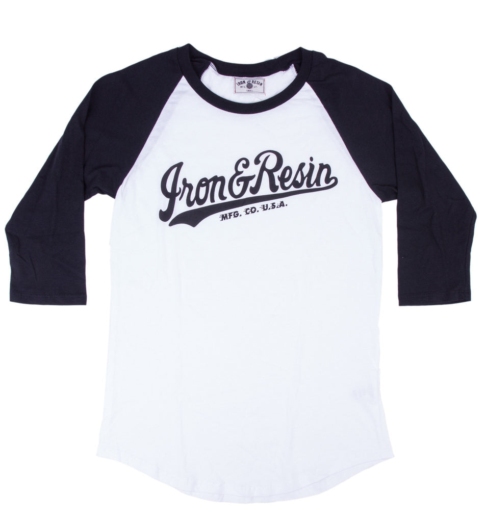 INR Women's Southpaw Baseball Tee