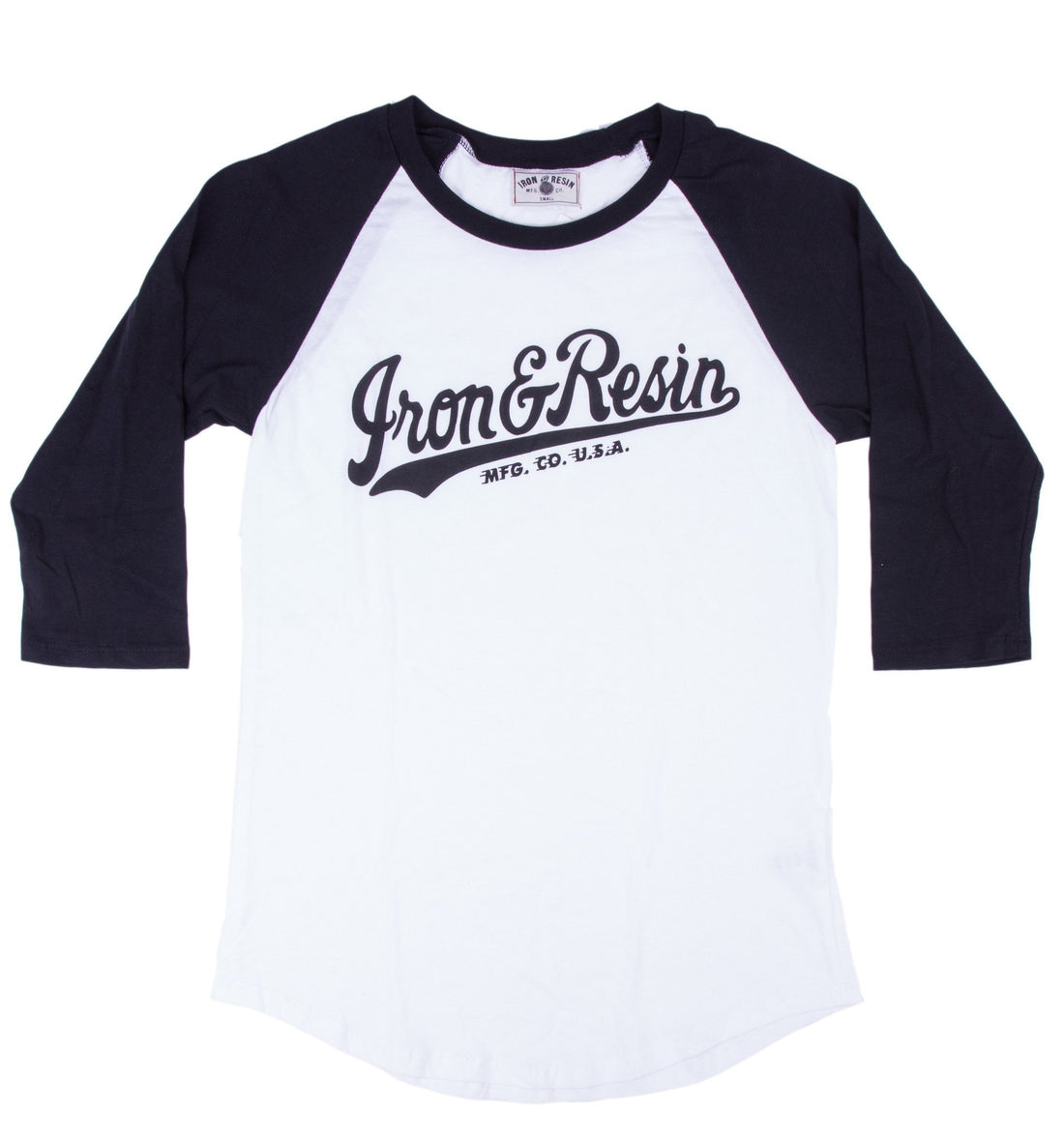 Women's Southpaw Baseball Tee - Tops - Iron and Resin