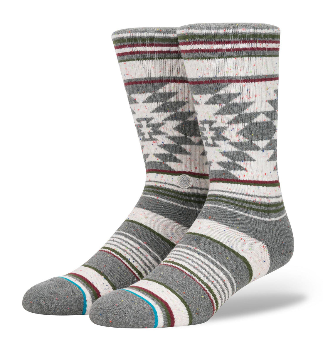 Stance BOZEMAN - Socks/Underwear - Iron and Resin