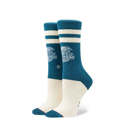 Stance Women's Harley Davidson 4 Socks - Socks/Underwear - Iron and Resin