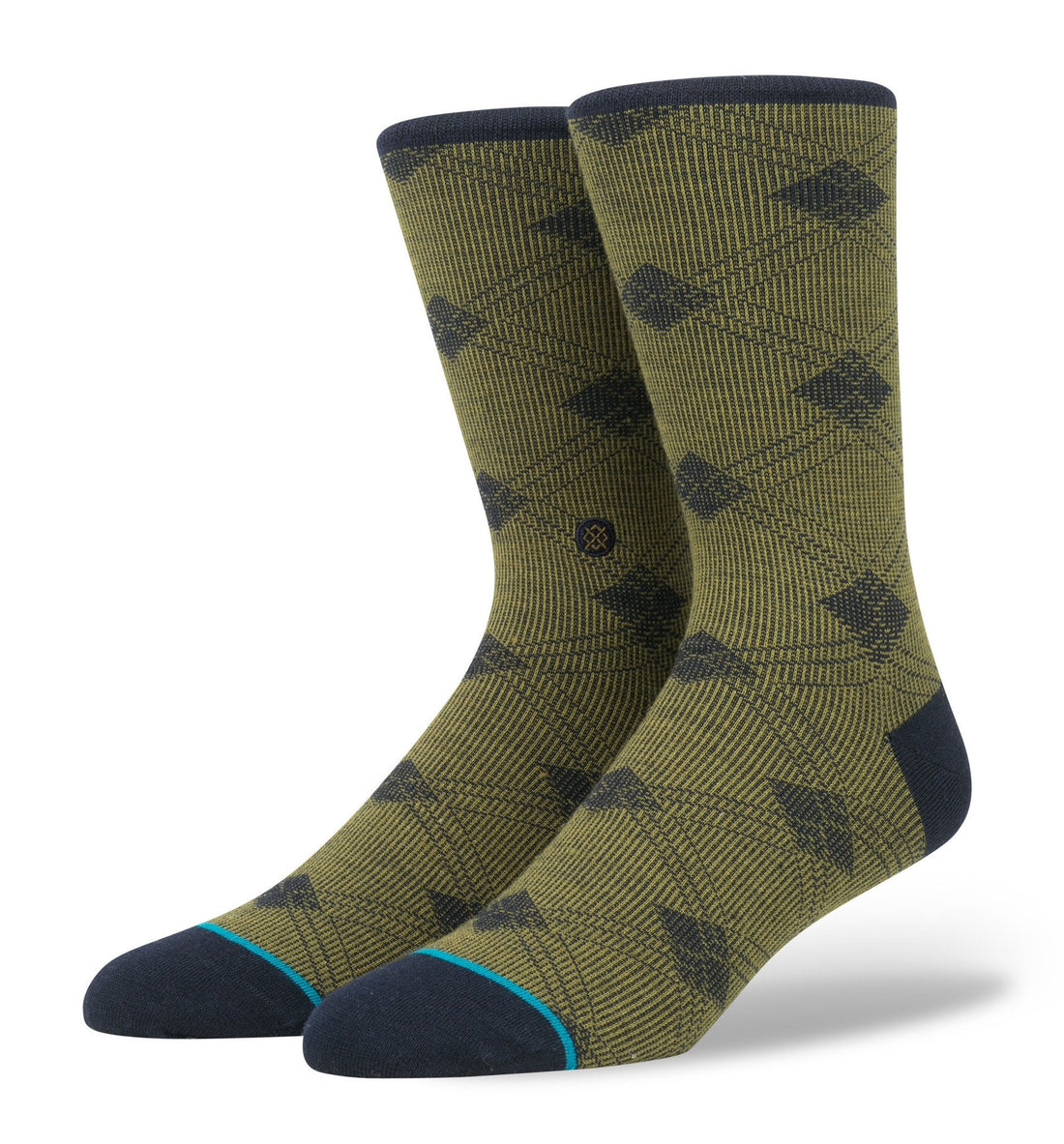 Stance Takeover Socks, L - Socks/Underwear - Iron and Resin