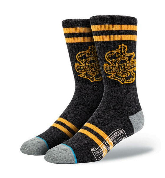 Stance Throwback Socks - Accessories: Socks - Iron and Resin