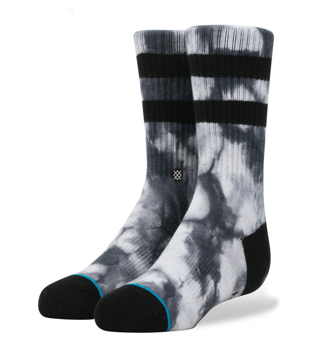 Stance Trainer Socks, Blk, L - Accessories: Socks - Iron and Resin