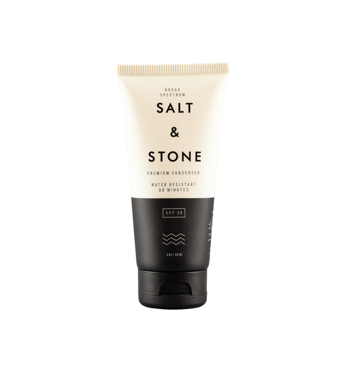 Salt & Stone- All Natural Sunscreen SPF 30 - Grooming - Iron and Resin