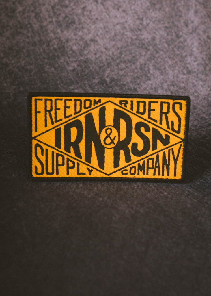 Iron & Resin Supply Co. Patch