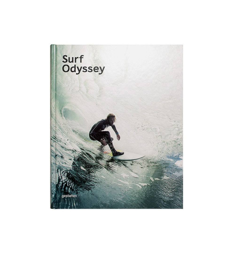 The Surf Odyssey - Accessories: Books - Iron and Resin